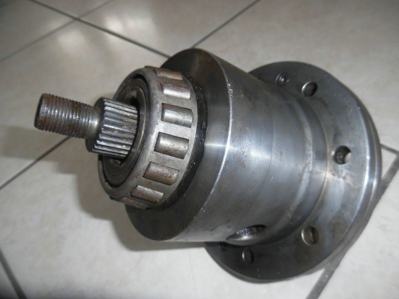 SELF LOCKING DIFFERENTIAL GROUP X FIAT C